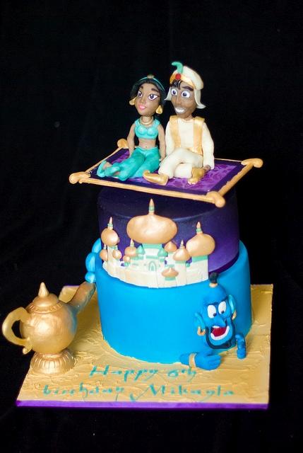 Aladdin torta