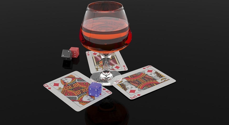 Alkohol casino
