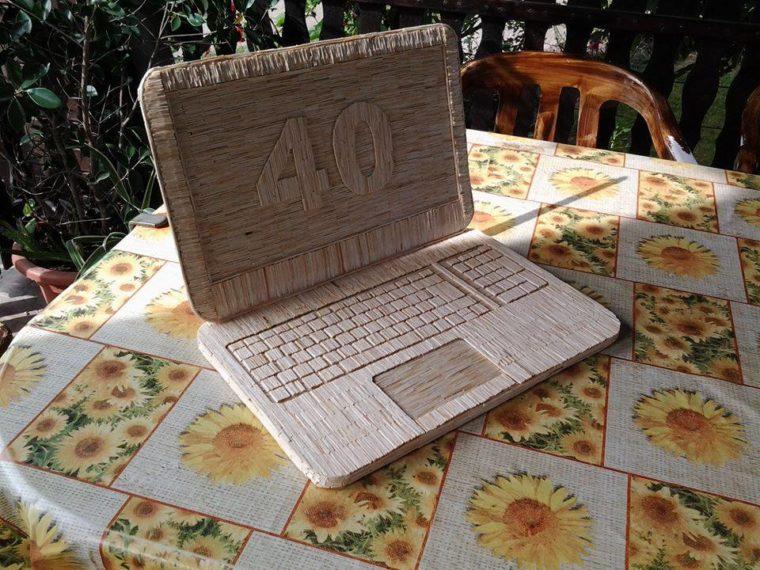 Koliko biste platili za ovaj super laptop… načinjen od ŠIBICA?!