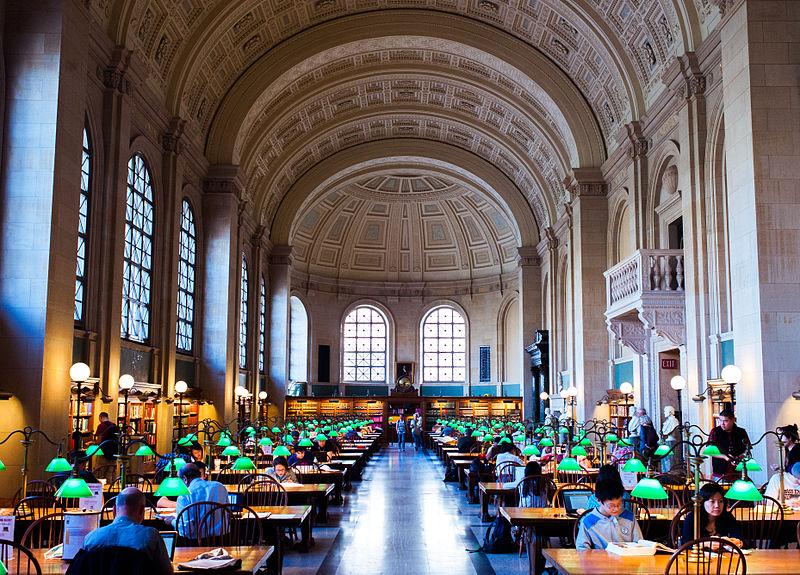Bostonska gradska knjižnica