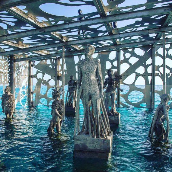 Razgledajte s nama izložbu nevjerojatnih podvodnih skulptura