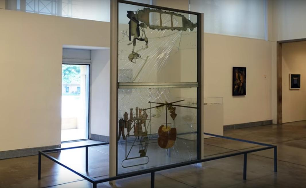 Duchampovo Veliko staklo