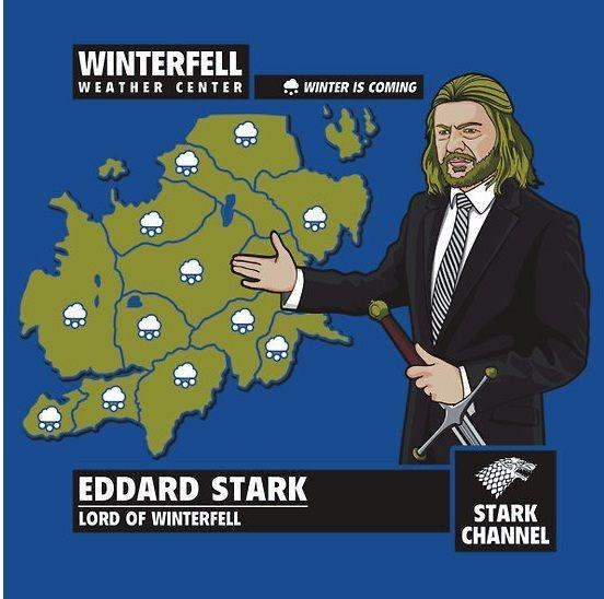 Eddard Stark prognoza