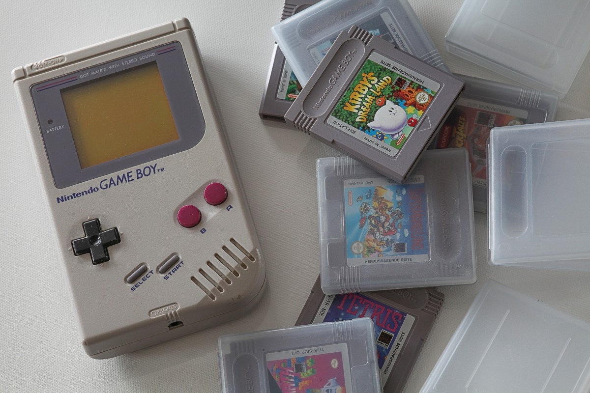 Game Boy s kazeticama