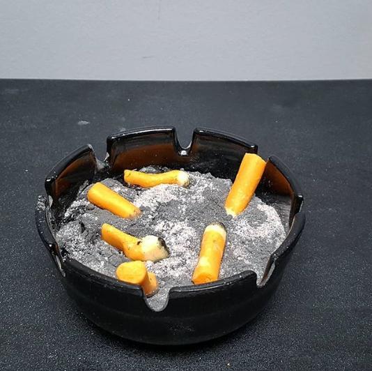 Kolač-pepeljara