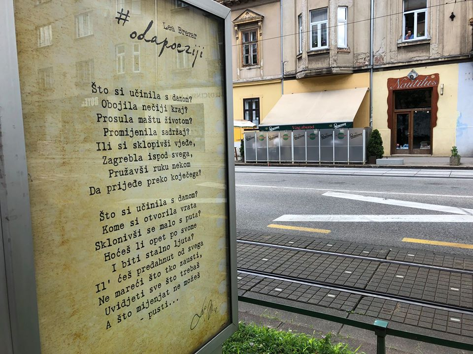 Oda poeziji Lea Brezar 2