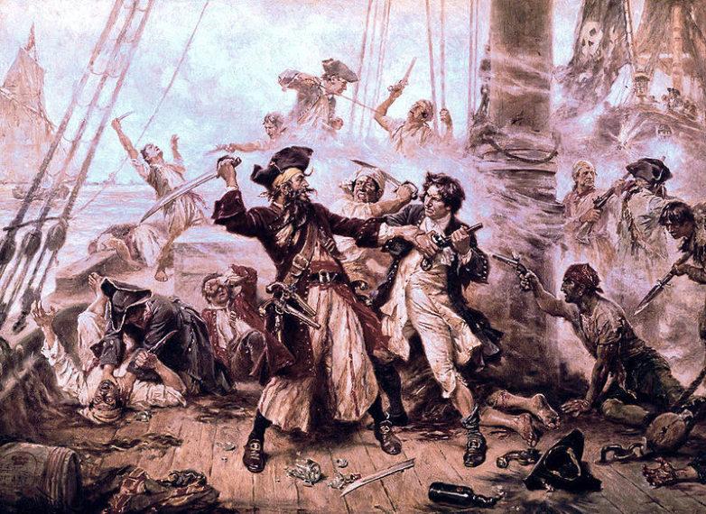 Riješimo ovo jednom za svagda: koja je razlika između pirata i gusara?
