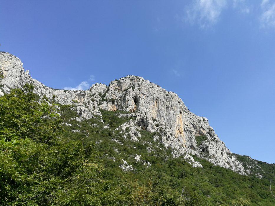 Stijene nad kanjonom