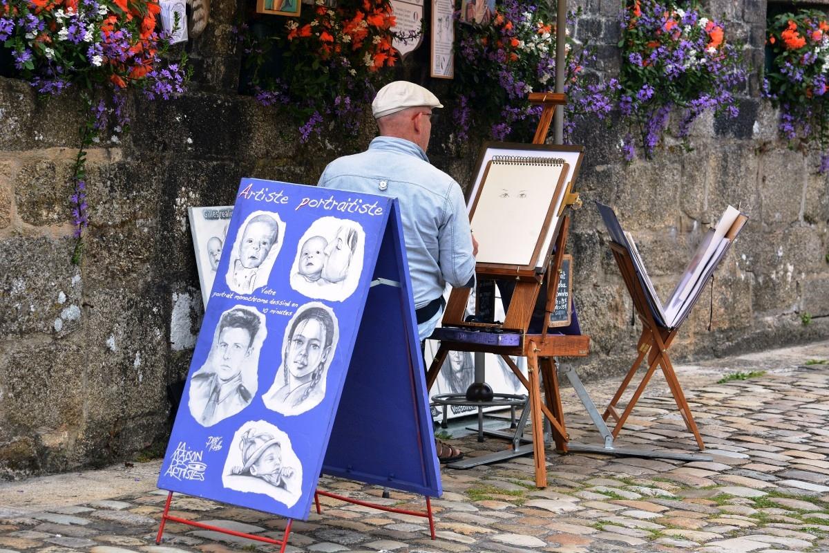 Ulični umjetnik