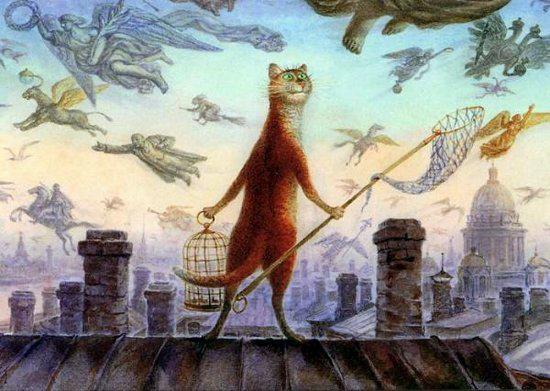 Mačka na krovu 2