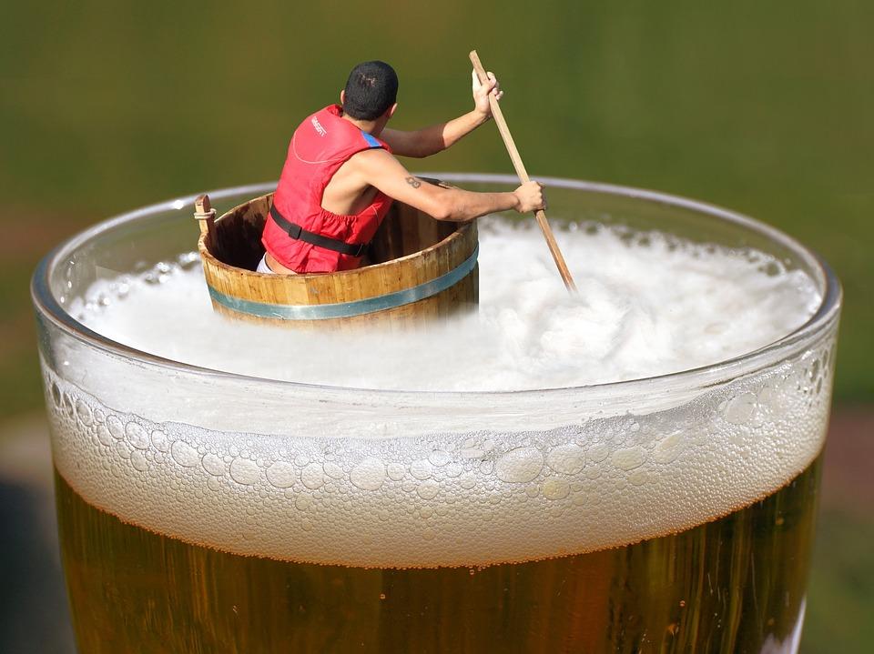 Čaša pive