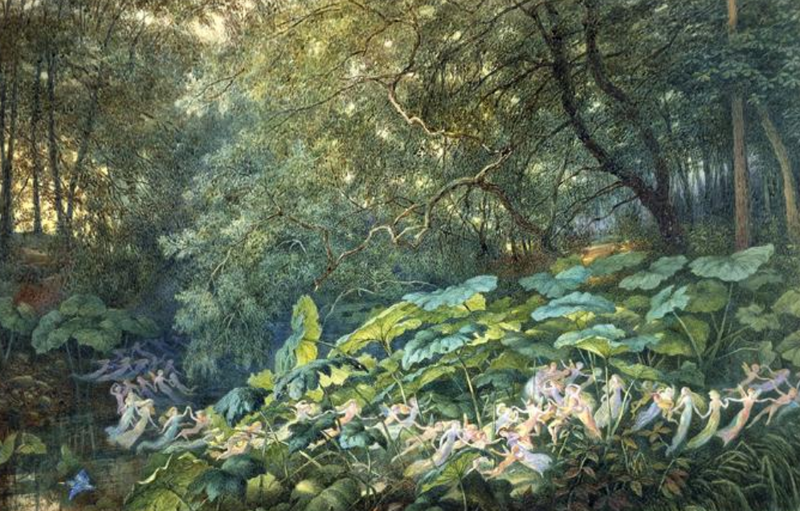 Šumske vile