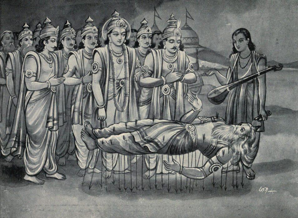 Bhishmina smrt