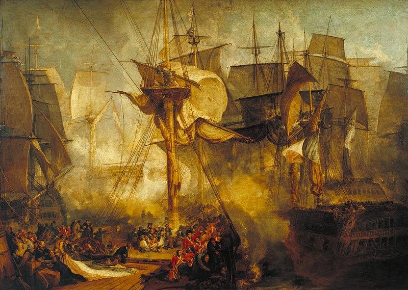 Legenda: Lanac s broda admirala Nelsona stoji kao ukras posred Zagreba