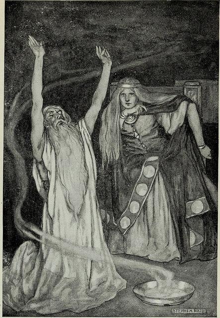 Druidski ritual