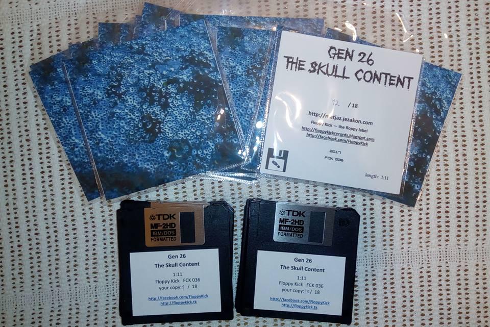Floppy disk albumi 3