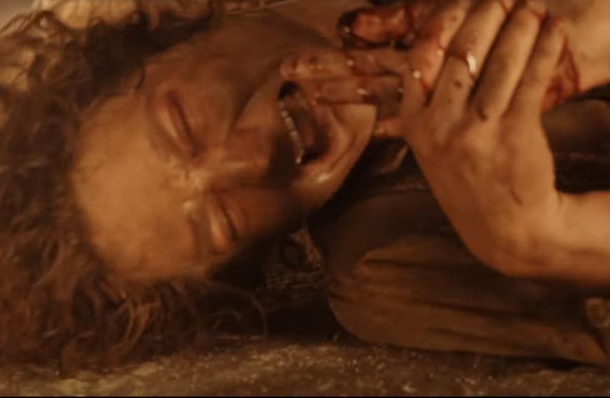 Frodo gubi prsten