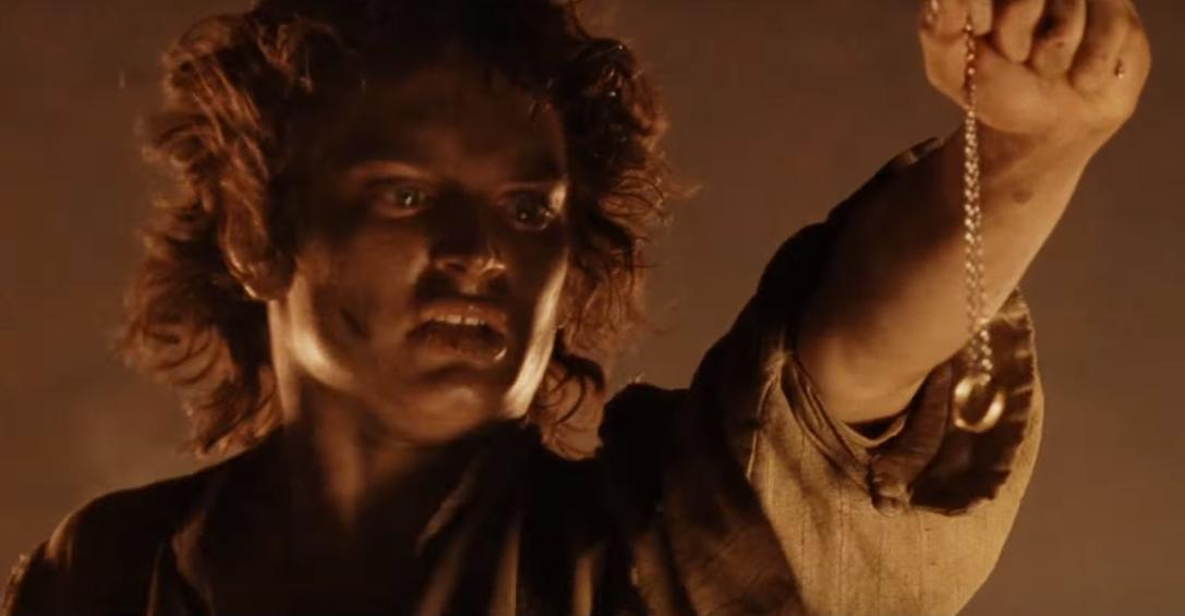Frodo u Kletoj gori