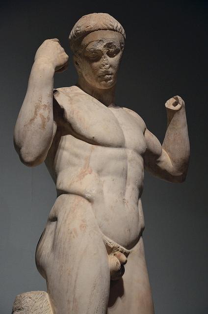 Grčka statua 2