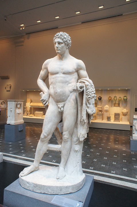 Grčka statua 3