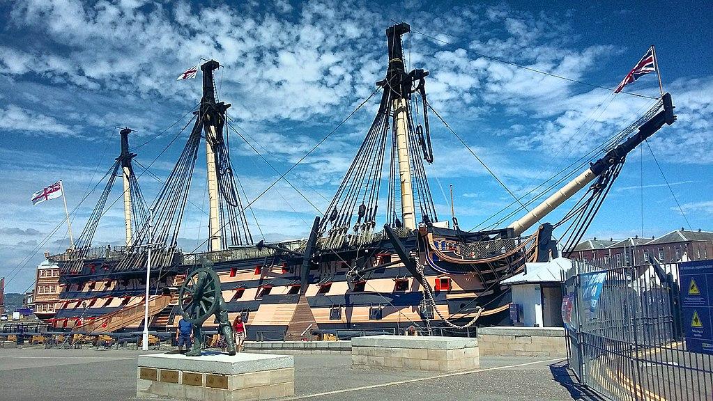 HMS Victory danas