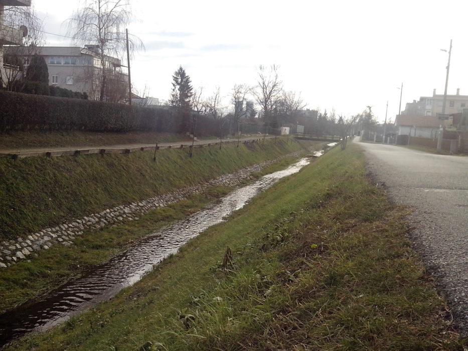 Slijeđenje potoka 7