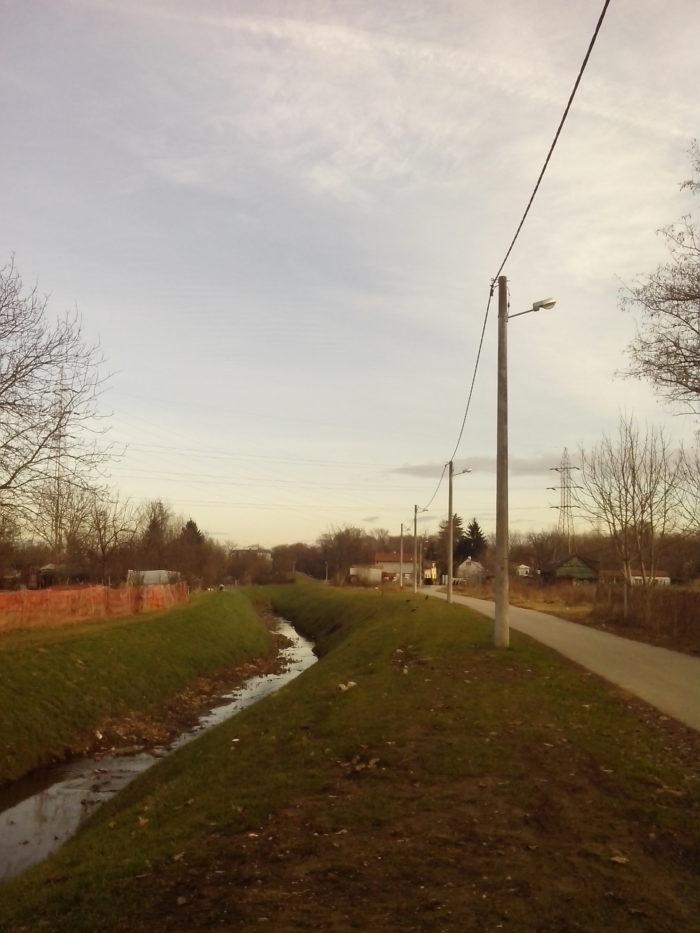 Slijeđenje potoka 28