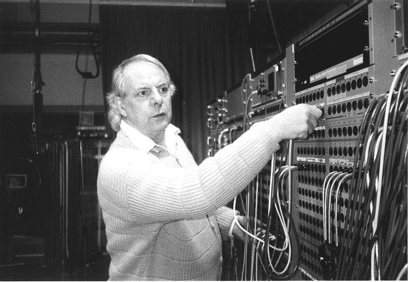 Karlheinz Stockhausen 2