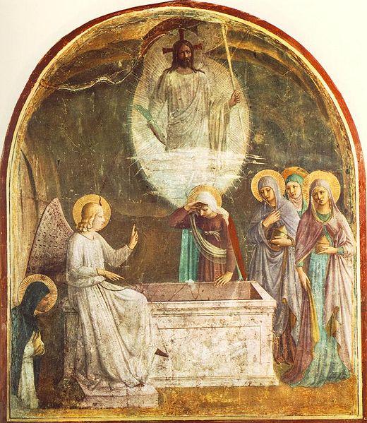 Krist ustao iz grobnice