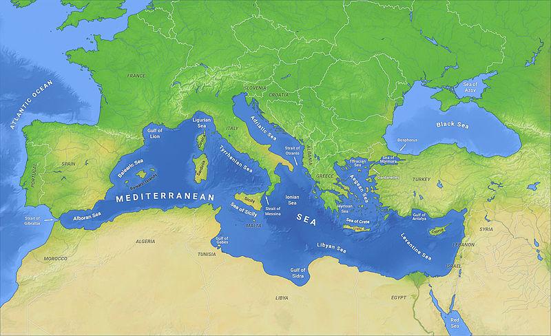 Mediteransko more