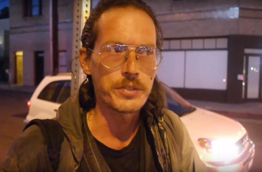 Viralna snimka: Poslušajte za čim najviše žali ovaj mladi ovisnik o heroinu