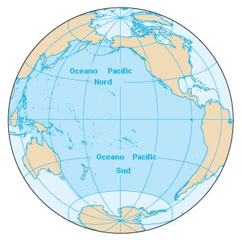 Pacificki ocean