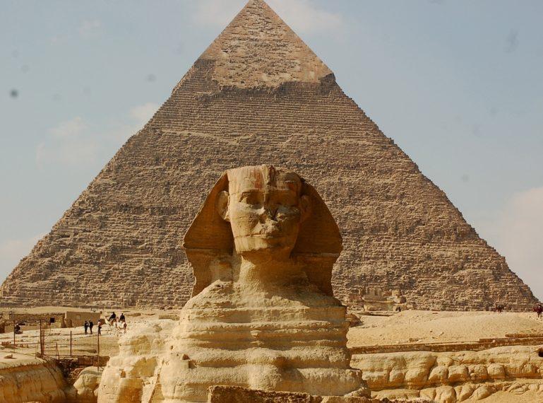 Pronađen ženski parnjak poznate egipatske sfinge?