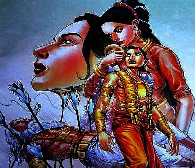 Šikhandi – jedan od prvih transseksualnih likova u povijesti književnosti