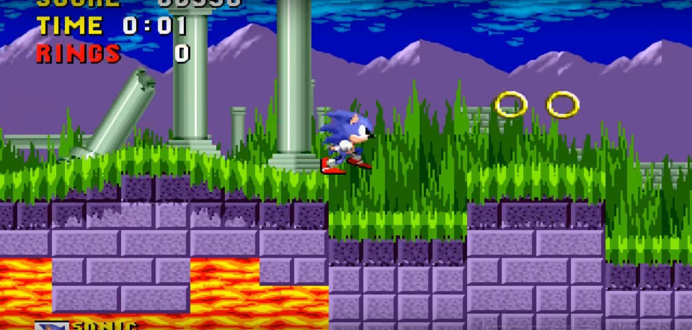 Sonic 1 slika 1