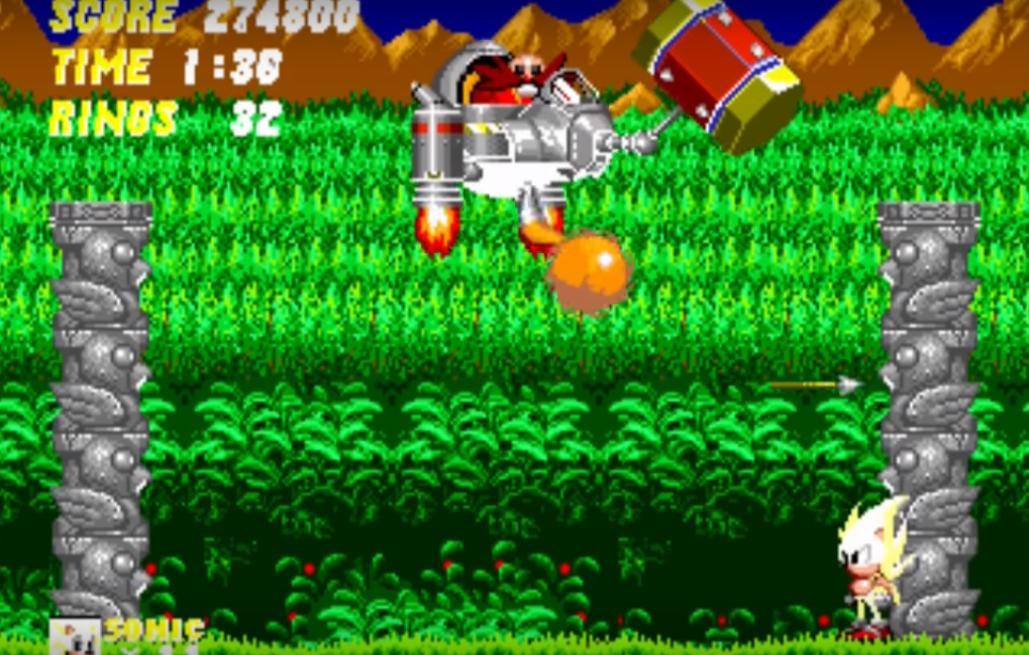 Sonic 2 slika 2