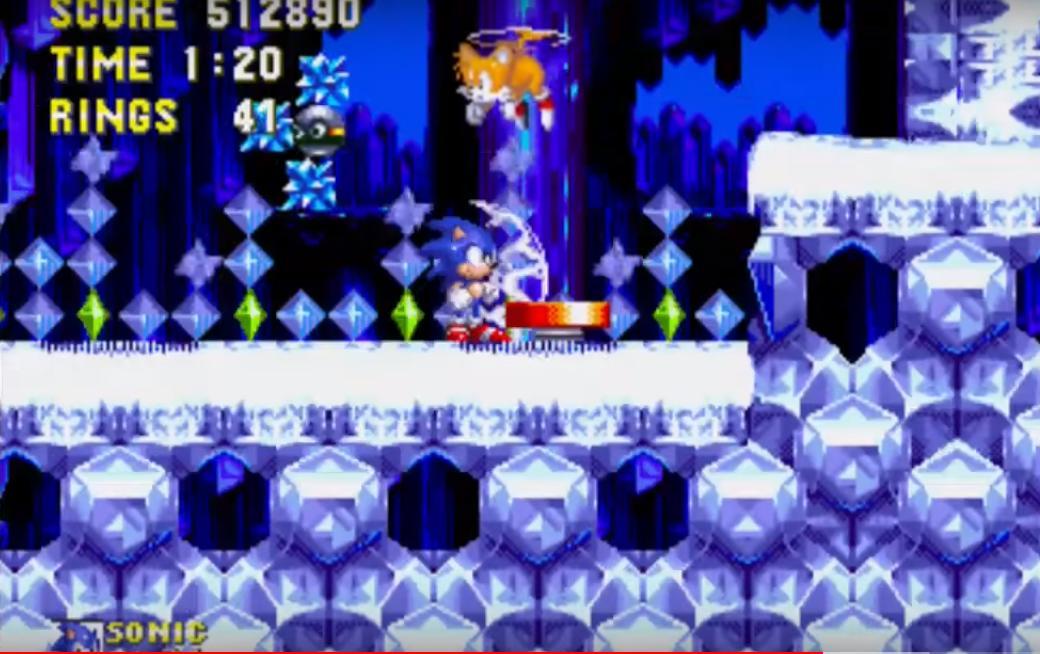 Sonic 3 slika 3