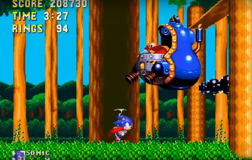 Sonic and Knuckles slika 1