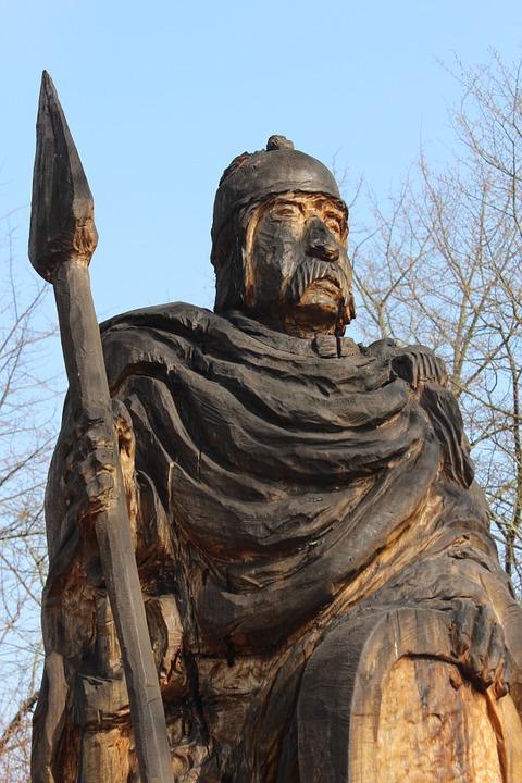 Statua Kelta
