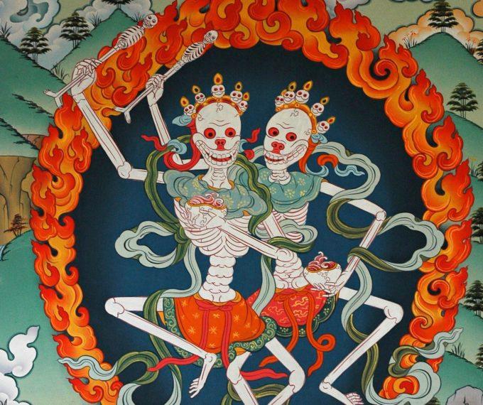 Ovi tibetanski duhovnjaci ostali su zapamćeni po alkoholizmu, kurvanju i širenju side