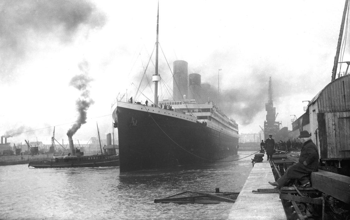 Titanic u Southamptonu