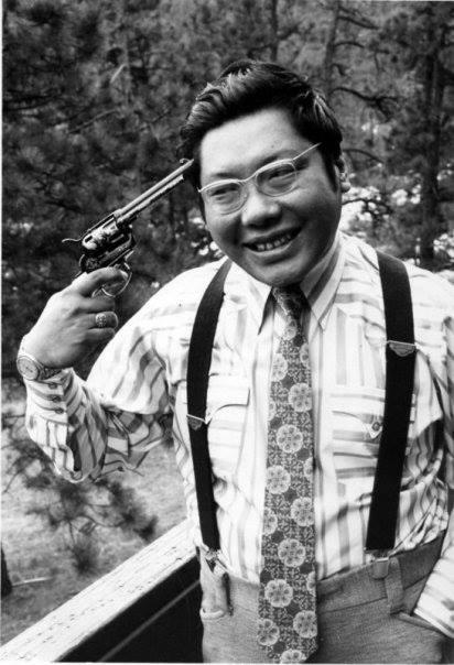 Trungpa Rinpoche