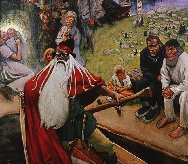 Utjecaj finskog narodnog epa Kalevala na djelo J. R. R. Tolkiena