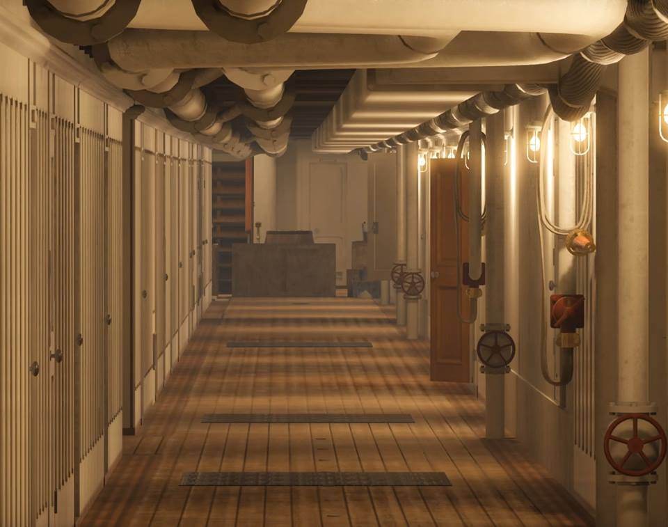 Virtualni Titanic 2