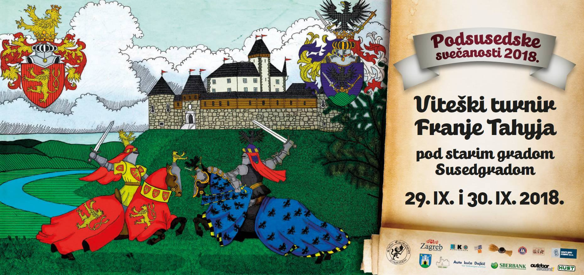 Viteški turnir