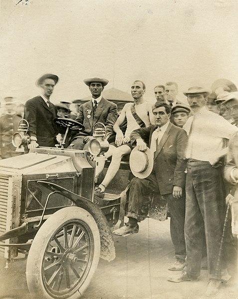 Natjecatelji olimpijskog maratona 1904
