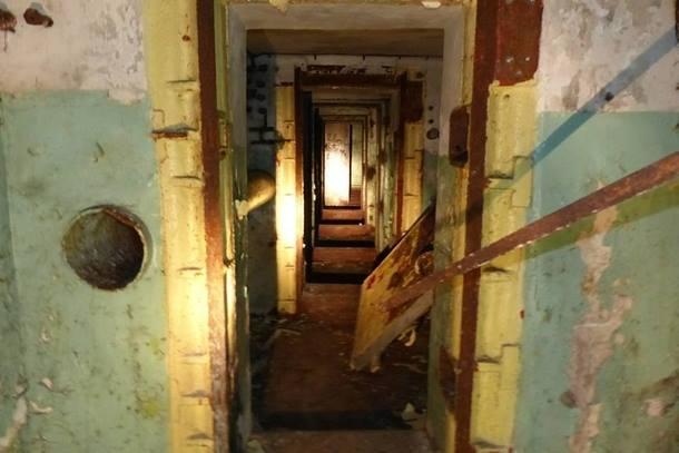 Podzemni bunker 9