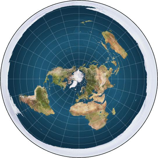 Ravna Zemlja