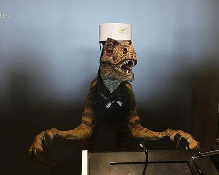 U jednom japanskom hotelu na recepciji rade roboti-dinosauri