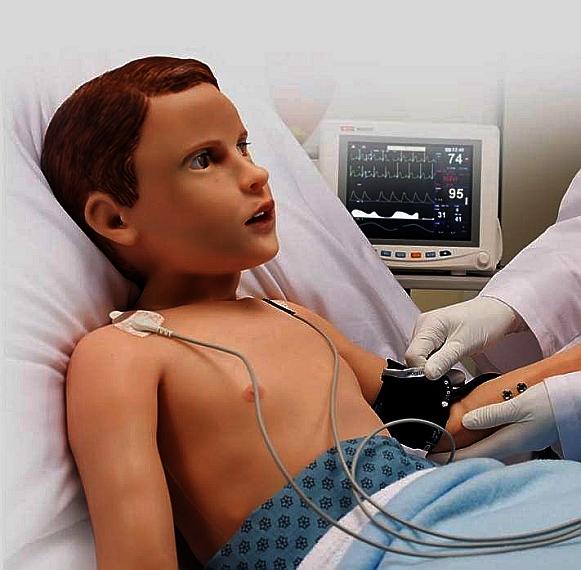 Izumljen prvi robot koji diše i krvari!